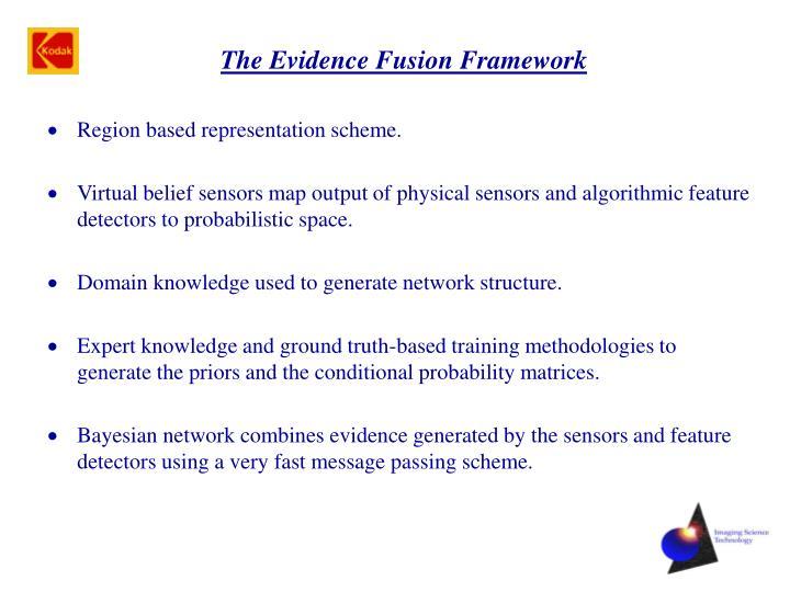 The Evidence Fusion Framework