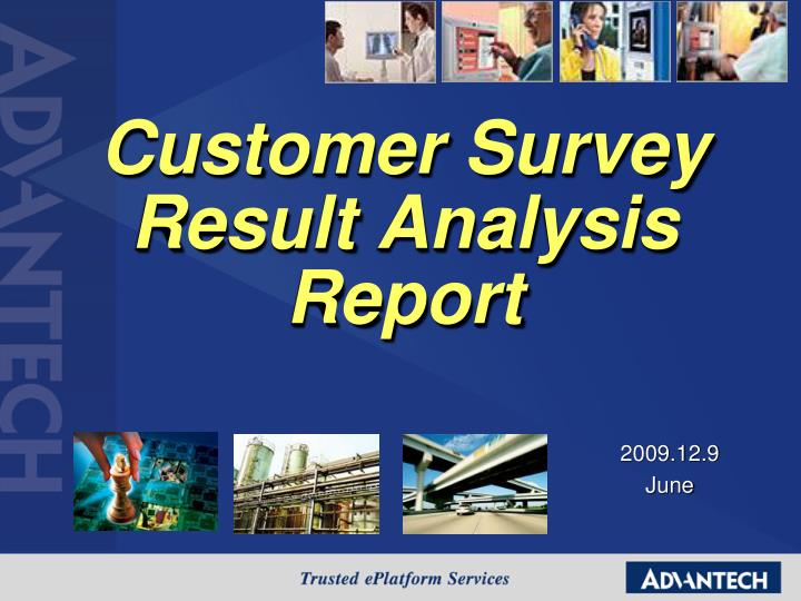 survey result report This guide will walk you through how to visualize survey results  of survey  results is best presented in a comprehensive report, an infographic is an  excellent.