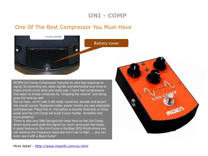 UNI - COMP