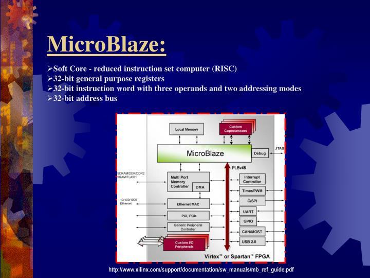 MicroBlaze: