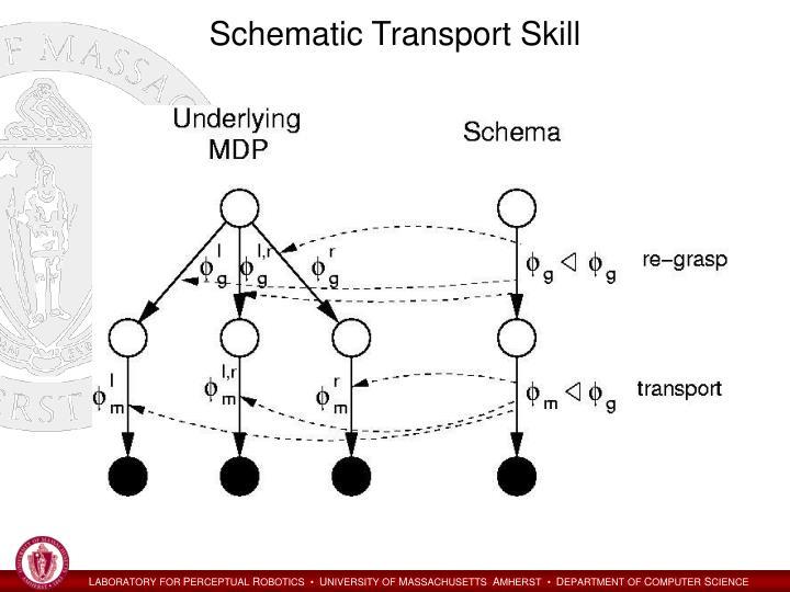 Schematic Transport Skill