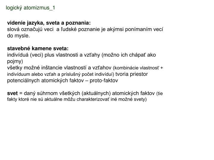 logický atomizmus_1