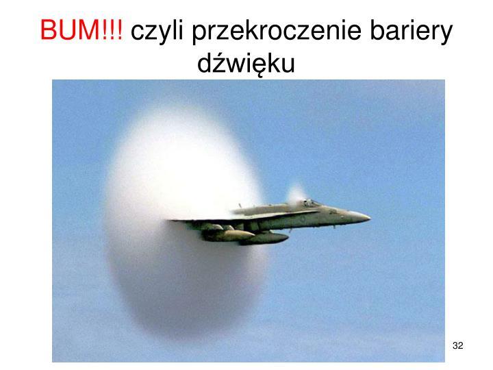 BUM!!!
