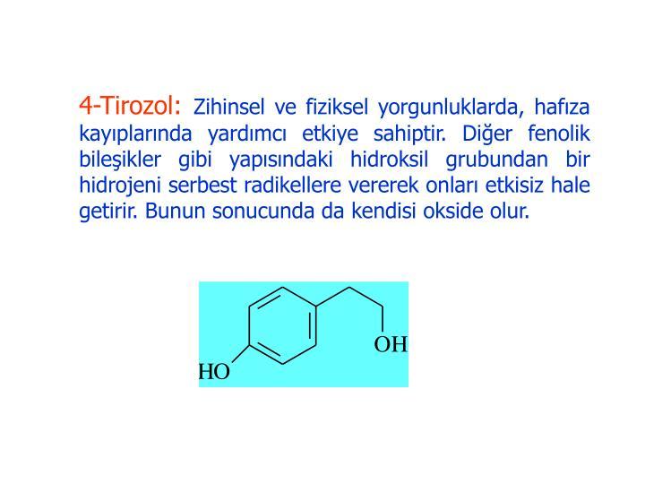 4-Tirozol: