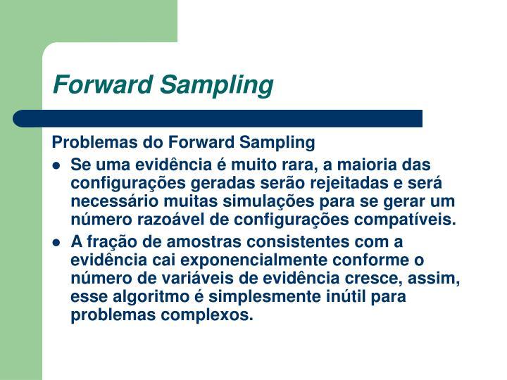 Forward Sampling