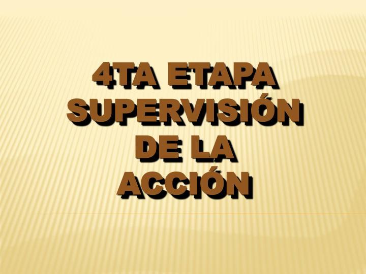 4TA ETAPA