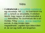 vidra