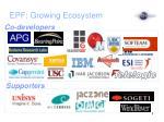 epf growing ecosystem