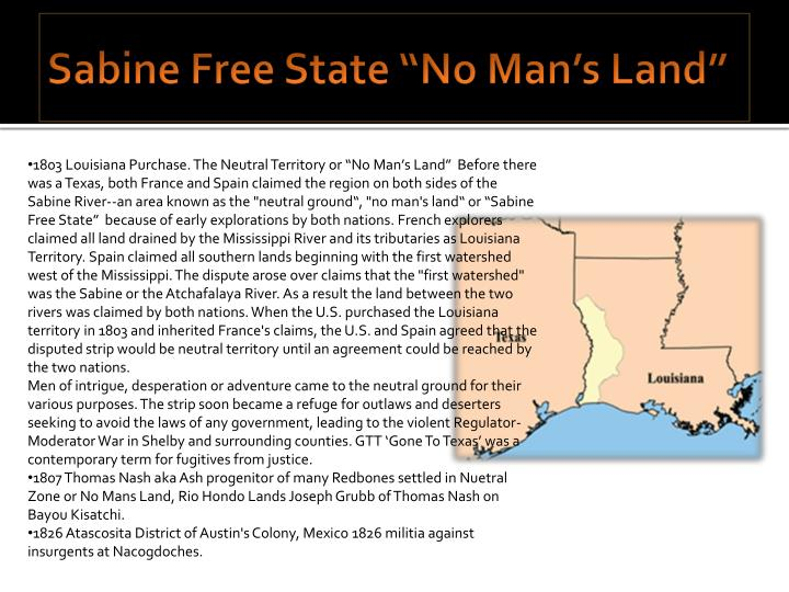 Ppt gone to texas powerpoint presentation id 3642614 for States with free land