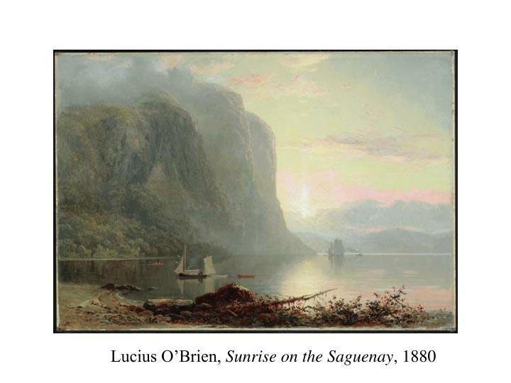 Lucius O'Brien,