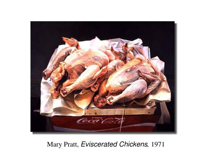 Mary Pratt,