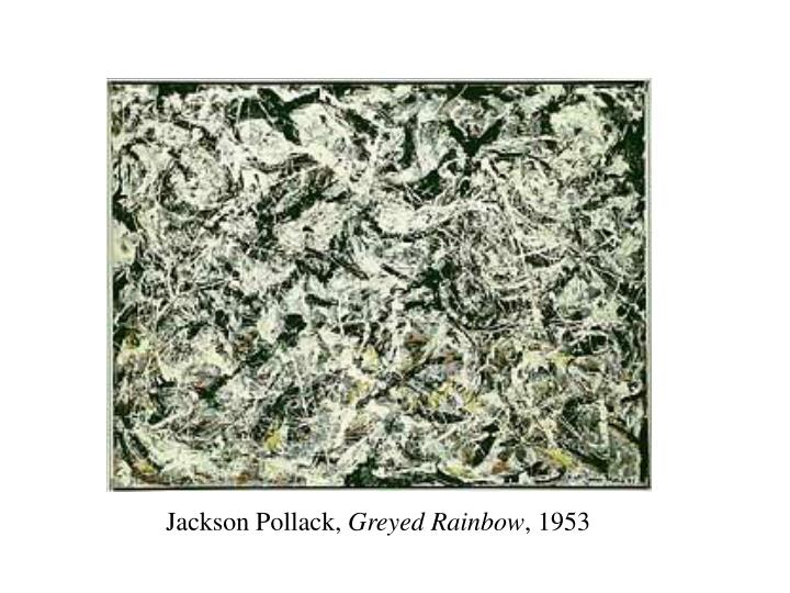 Jackson Pollack,