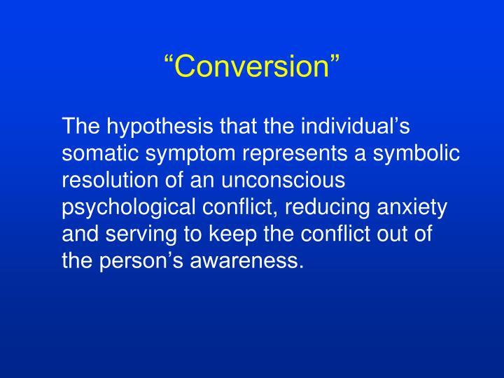 """Conversion"""