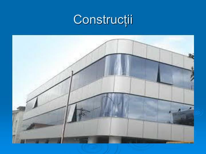 Construcții