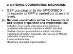 2 national coordination mechanism8