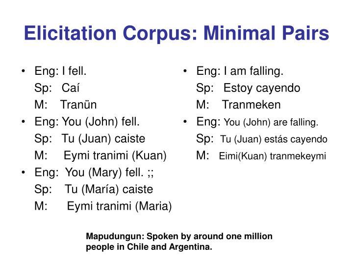 Eng: I fell.
