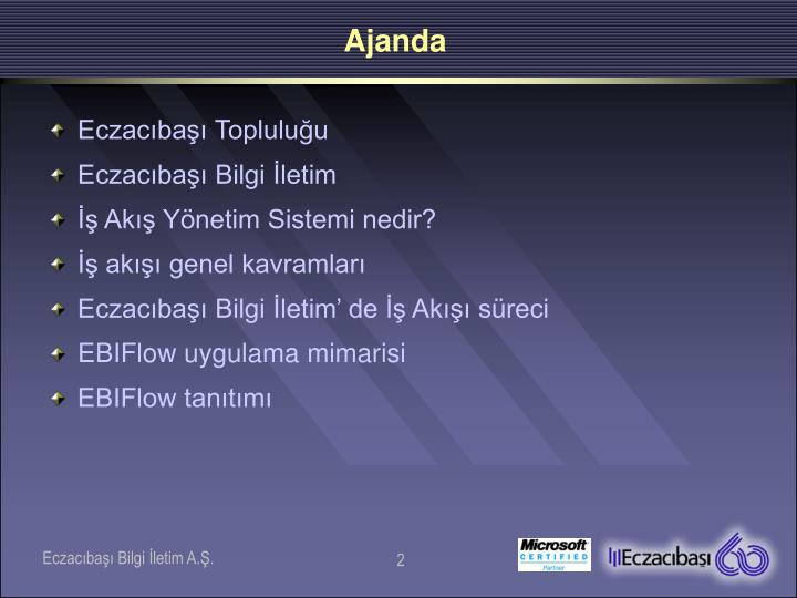 Ajanda