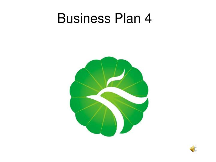 Business plan 4