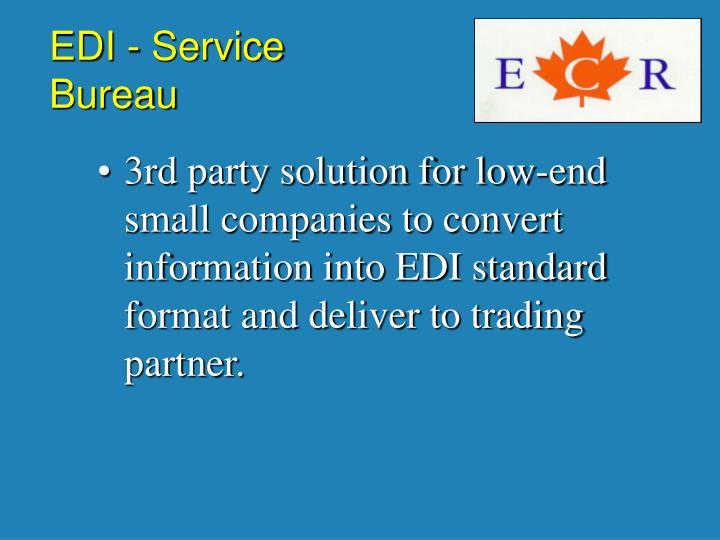 EDI - Service