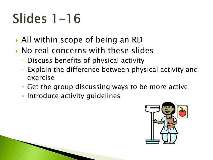 Slides 1-16