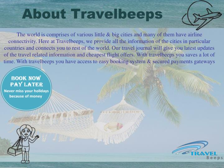 About Travelbeeps