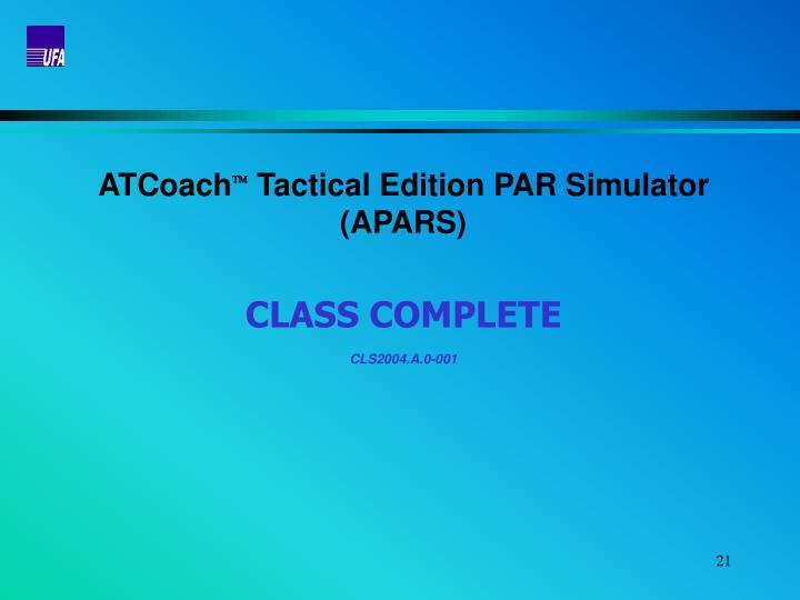 ATCoach