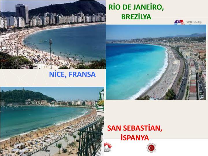 RİO DE JANEİRO, BREZİLYA