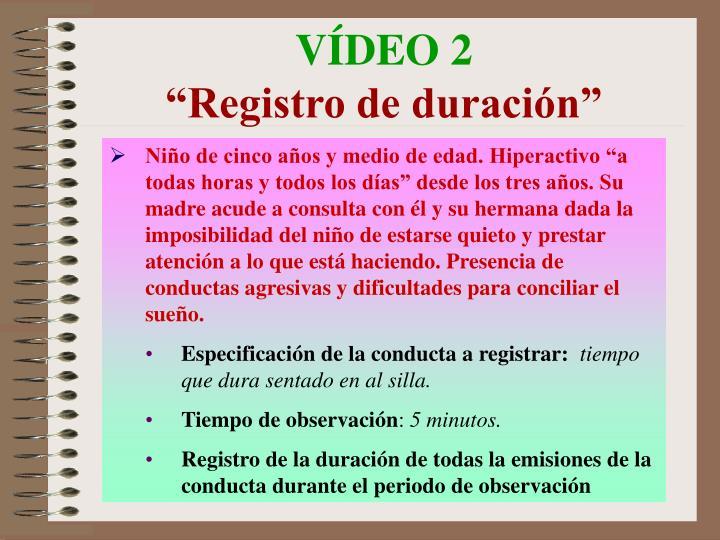 VÍDEO 2