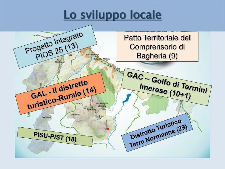 Lo sviluppo locale