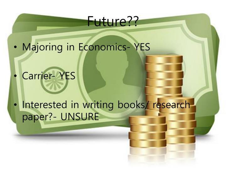 Future??