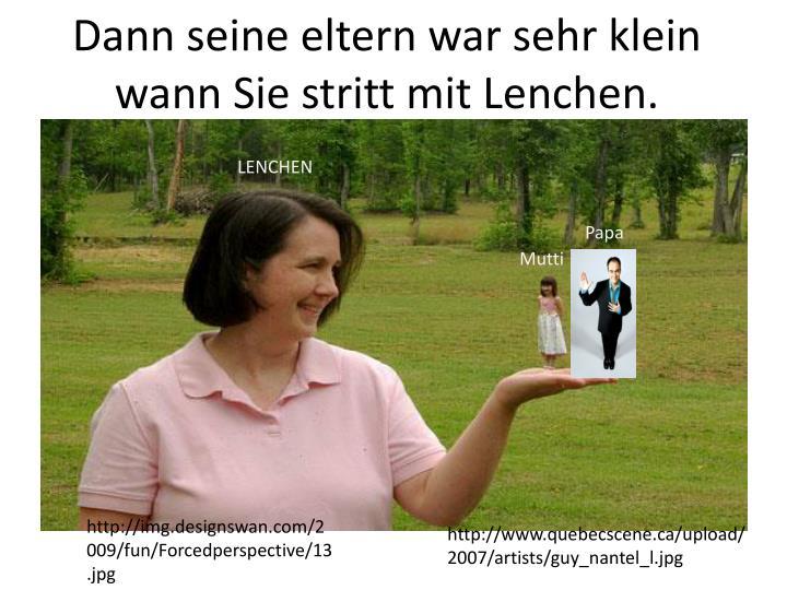 LENCHEN