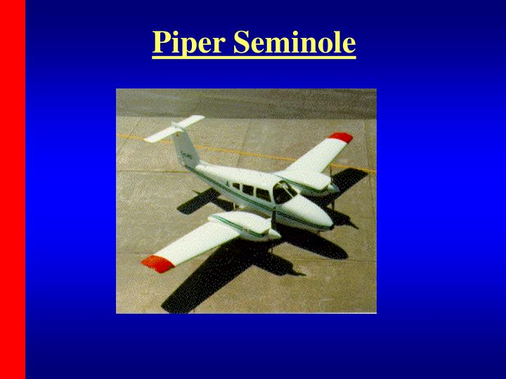 Piper Seminole