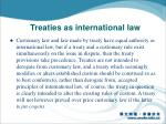 treaties as international law2