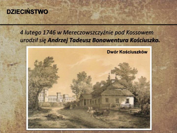 4 lutego 1746