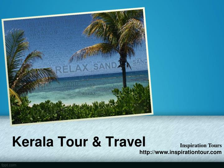 Kerala tour travel