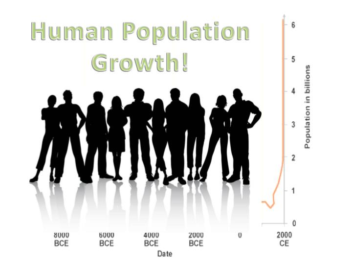 Human Population Growth!