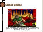 cheat codes1