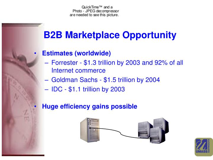 B2B Marketplace Opportunity