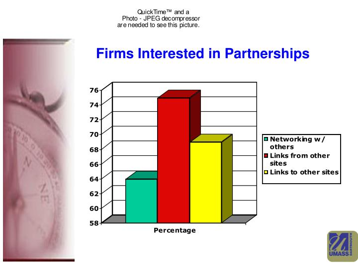 Firms Interested in Partnerships