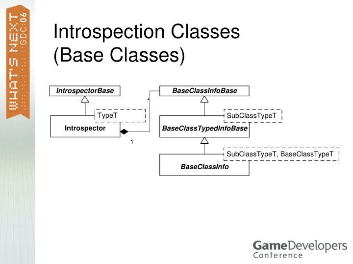 Introspection Classes