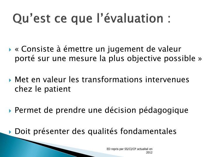 PPT - UE4.6 soins éducatifs et préventifs: L'EDUCATION