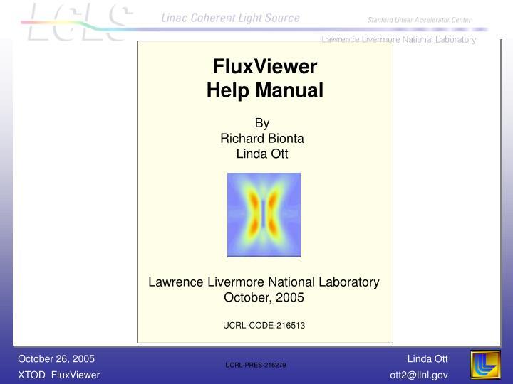 FluxViewer