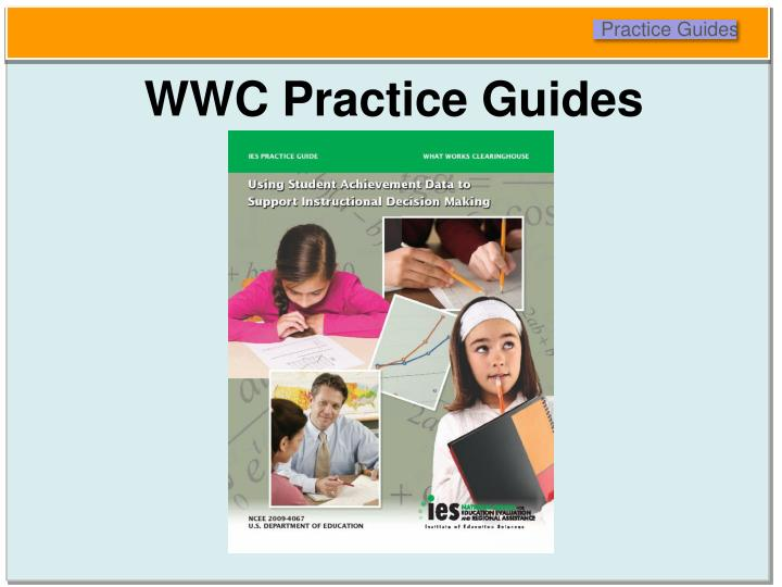 Practice Guides