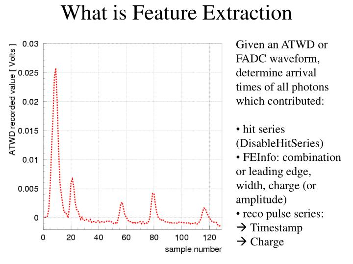 What is Feature Extraction