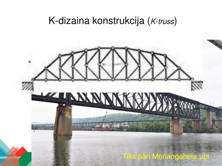 Tilts pāri Monangahela upi