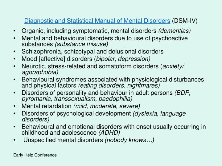 an introduction to the issue of the childhood psychological disorders associated with drug use Specifically, children with adhd have an increased chance of substance use, with the increased likelihood ranging from 147 to 3 times, where the former was based on the development of a substance use disorder and the latter on lifetime use of an illicit drug other than marijuana [71, 72.
