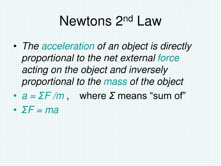 Newtons 2