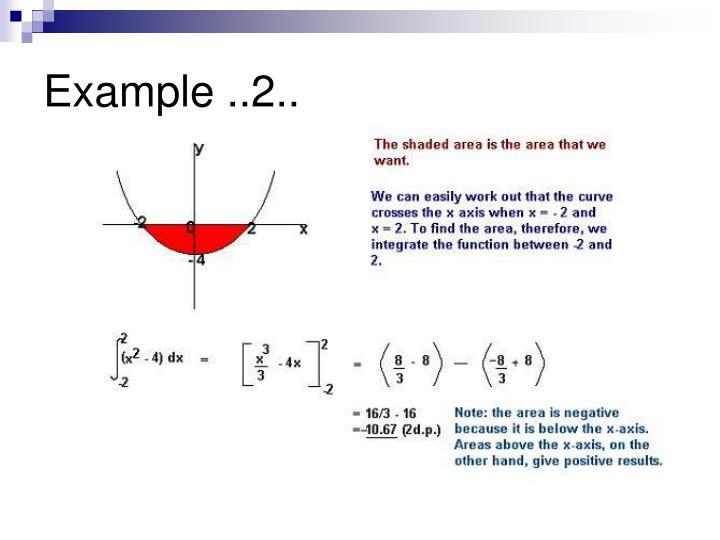 Example ..2..