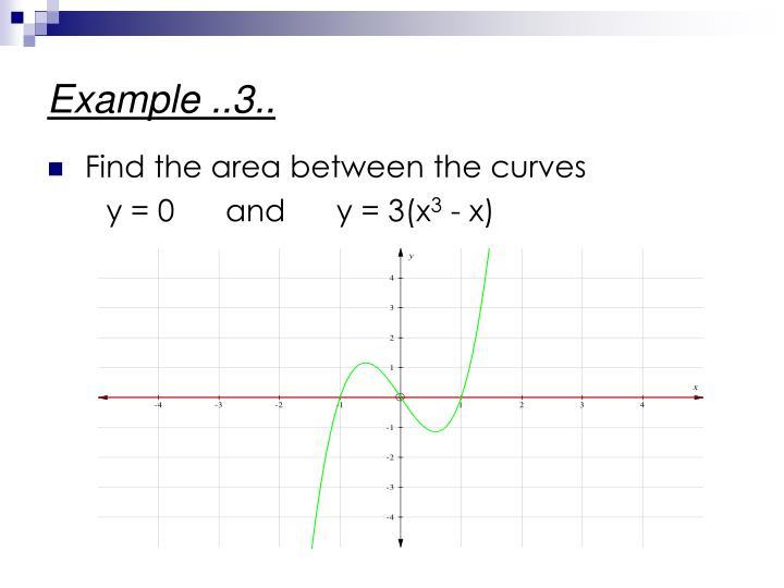Example ..3..