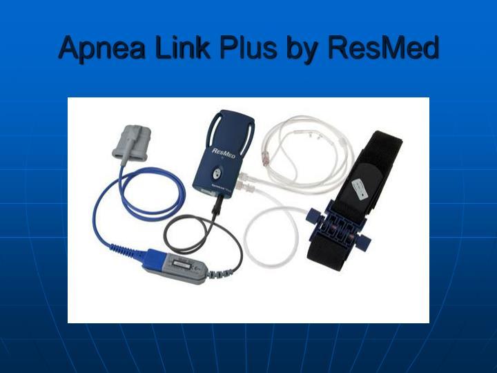Apnea Link